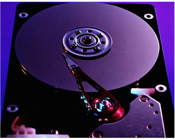 Что такое локальный диск
