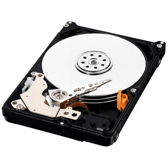 Жесткий диск винчестер картинка